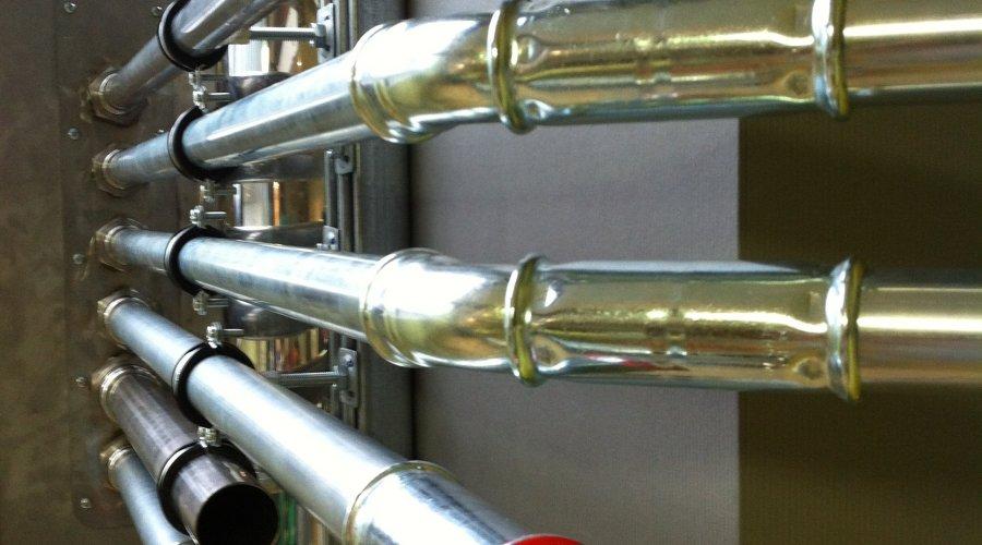 Mapress press-fit pipe