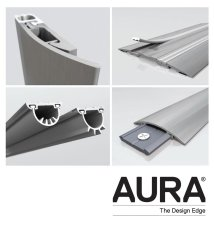 Architectural seals reimagined – Lorient's new AURA® range