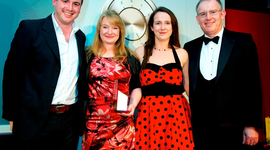 Vent-Axia's Lo-Carbon Solo Plus Triumphs at  Top Industry Awards