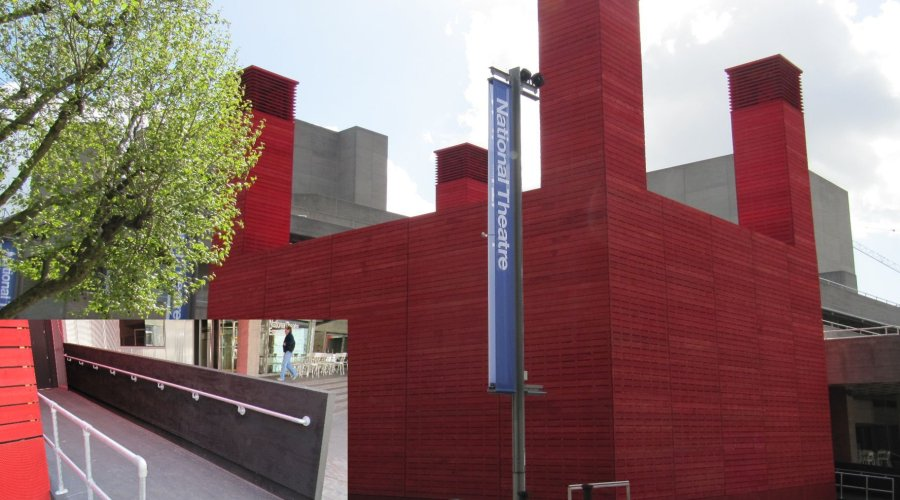 Kee Systems implements safety fittings at Southbank's Temporary Theatre