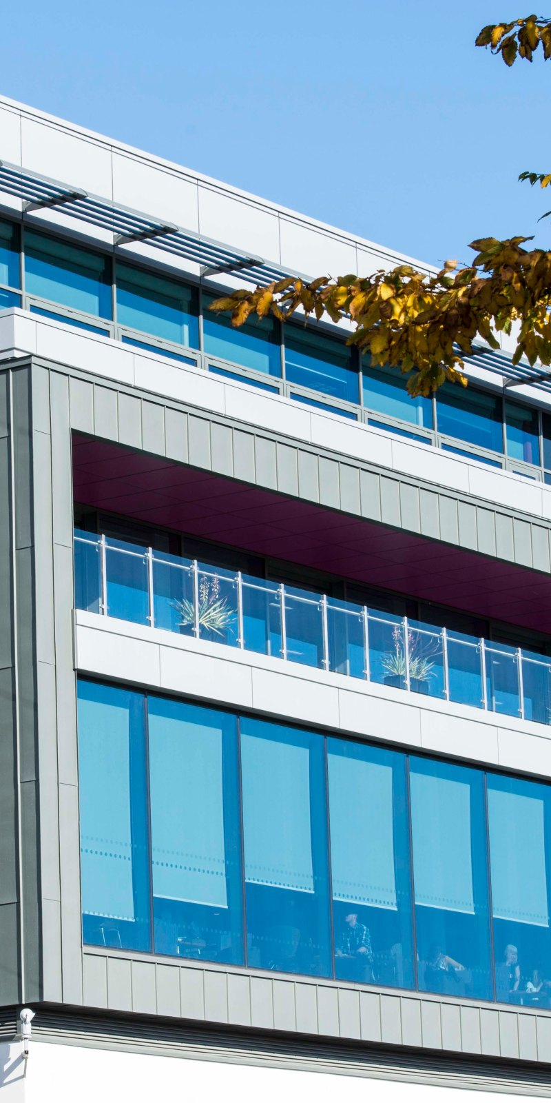 Energy efficient facade boosts Sheffield's students union