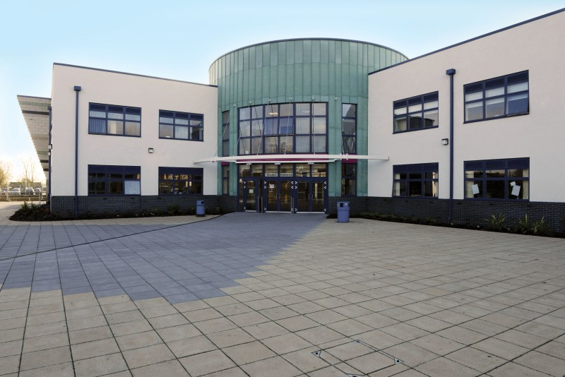 Brett Landscaping assists rebirth of Yorkshire school after fire