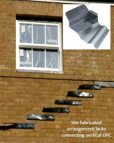 Tread Carefully Using the BS 8215 DPC Staircase