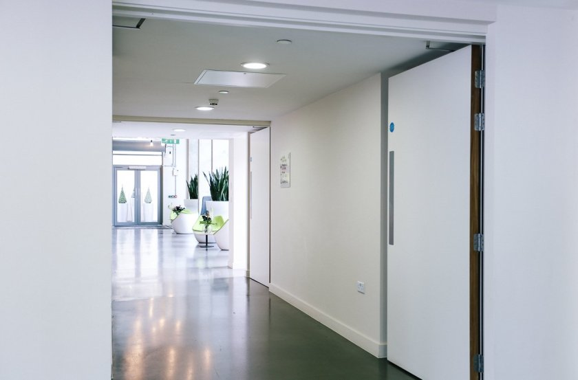 "Ahmarra supplies over 1,000 fire doors for London's ""finest student accommodation""."