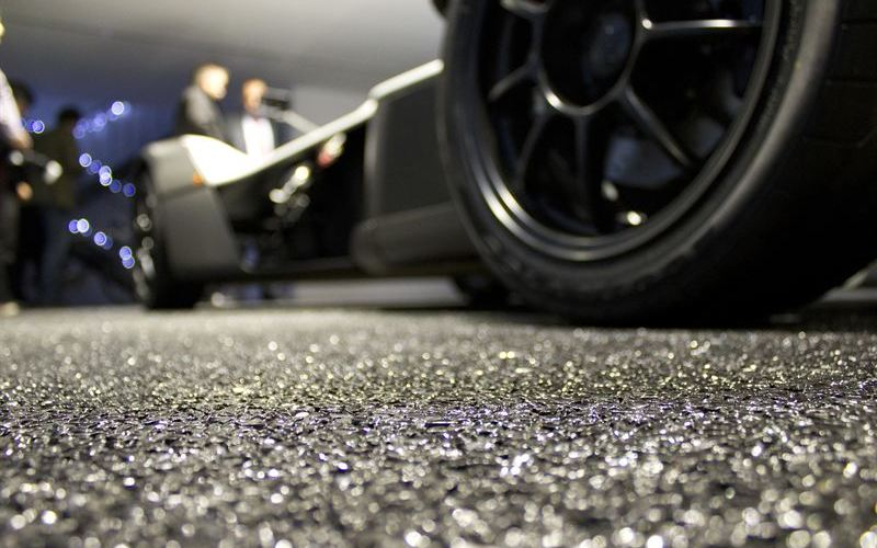 Flowcrete Provided BAC Mono with a Platform for Success at IFB