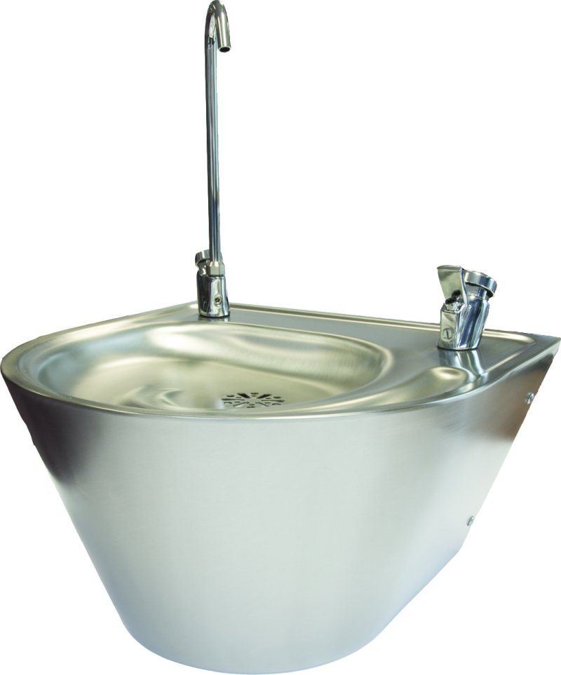 New Drinking Fountain from Franke Washrooms