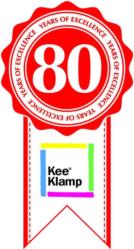 Kee Klamp 80th Anniversary