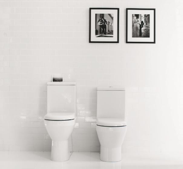 Britton Bathrooms make life easier