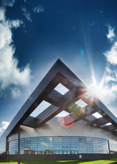 Trend takes the gold medal for energy saving at the Emirates Arena and Sir Chris Hoy Velodrome