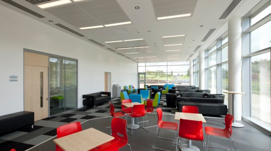 ISG Cements Reputation in Scottish Education Sector