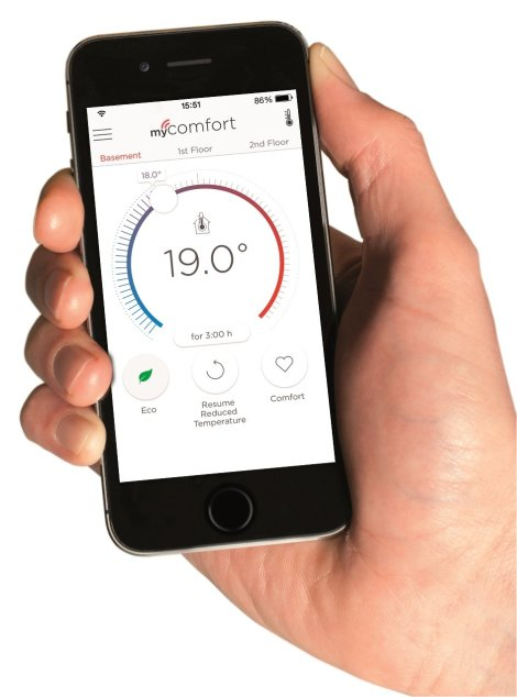 Windhager74 MyComfort App highres