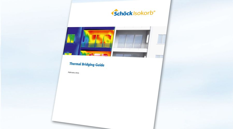 New 'Thermal Bridging Guide' available free from Schöck