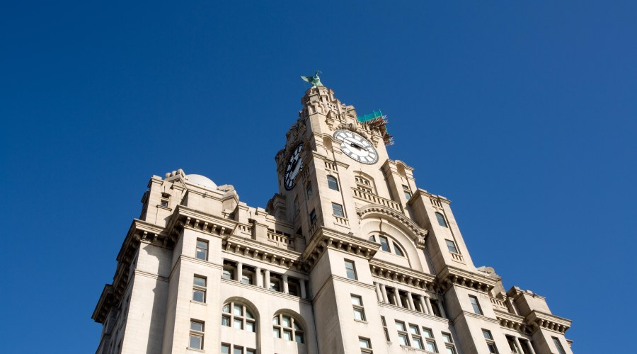 Kemperol Protects Liverpool's Royal Liver Building