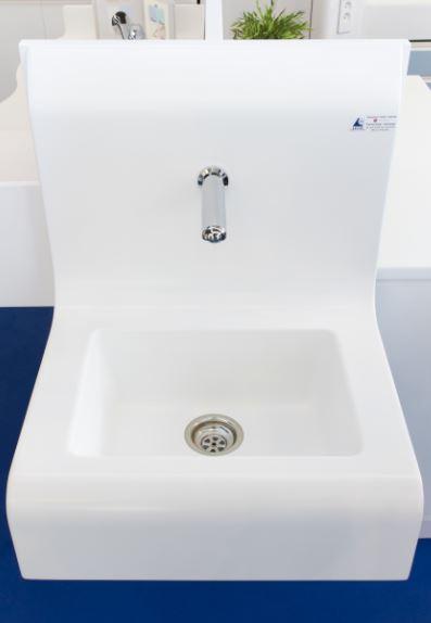 HI-MACS® ticks the hygiene box