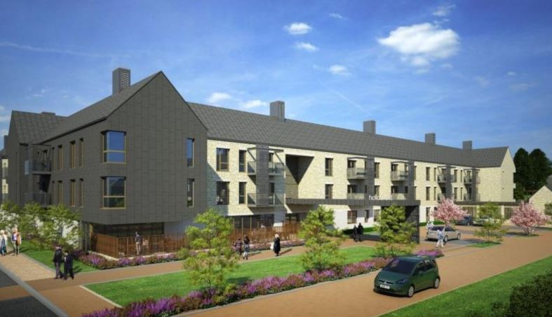 Schöck and Hollowcore innovation benefits Stoke Extra Care scheme