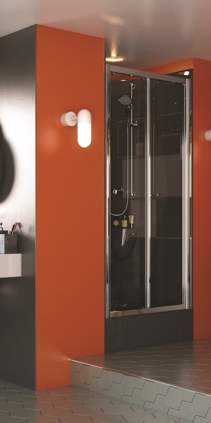 Durable no tile solution showerpod is the ideal choice for Student accommodation