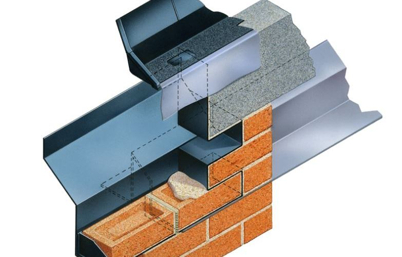 Cavity Trays Latest Building Envelope Solutions at the Build Show