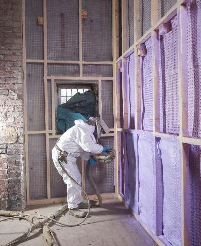 WALLTITE helps to insulate restored chapel