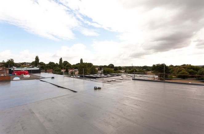 Kemper System provides odourless roofing solution for Kent schools 24