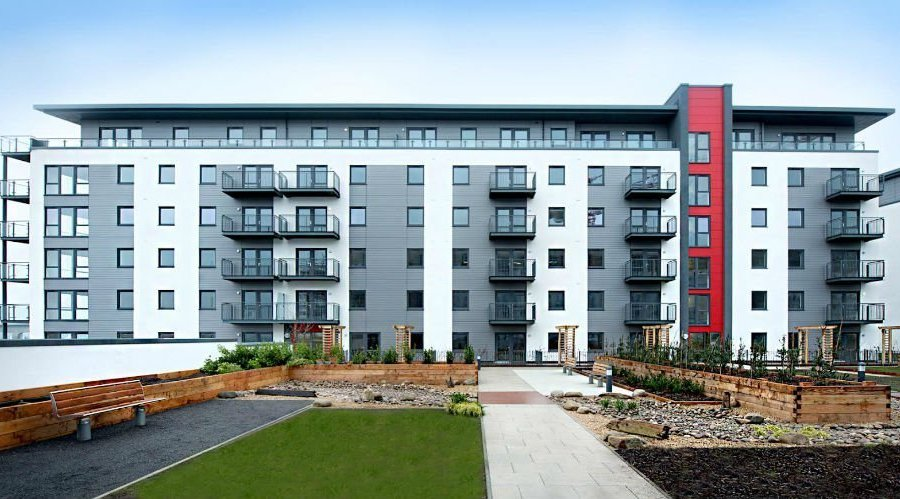 Axter provide waterproofing at Southampton Centenary Quay