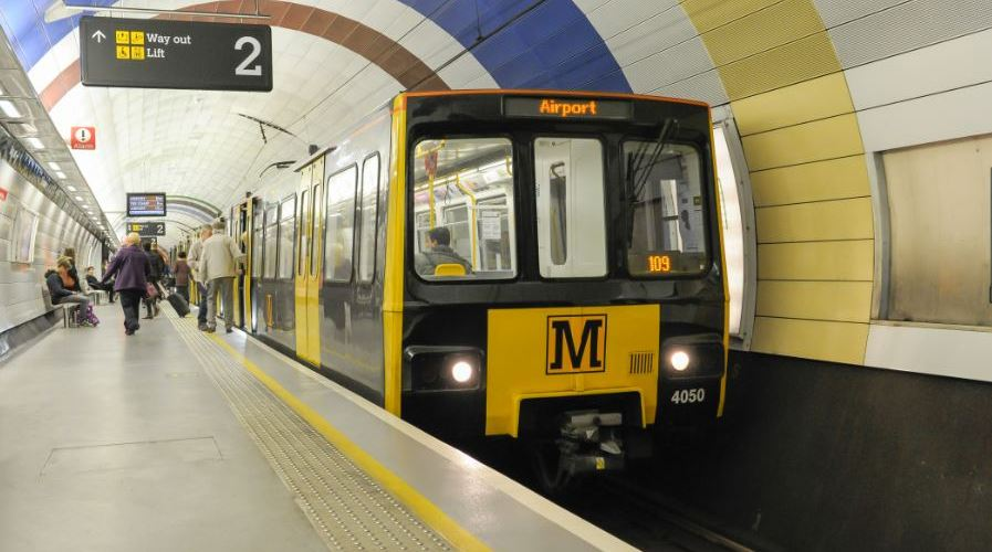 Advanced Chosen To Protect Tyne and Wear Metro