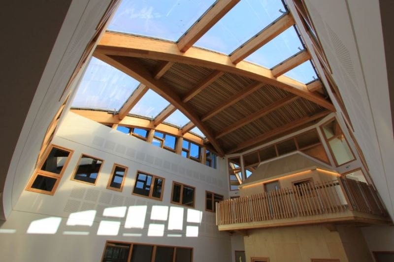 Timber Technology gets A* for Education