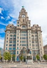 Notifier gets a view from the top at the Royal Liver Building
