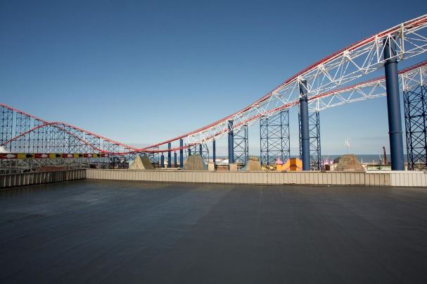 Blackpool Pleasure Beach is thrilled with Kemper System solution