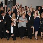 Trend triumphs at the Business Matters Business Awards 2016