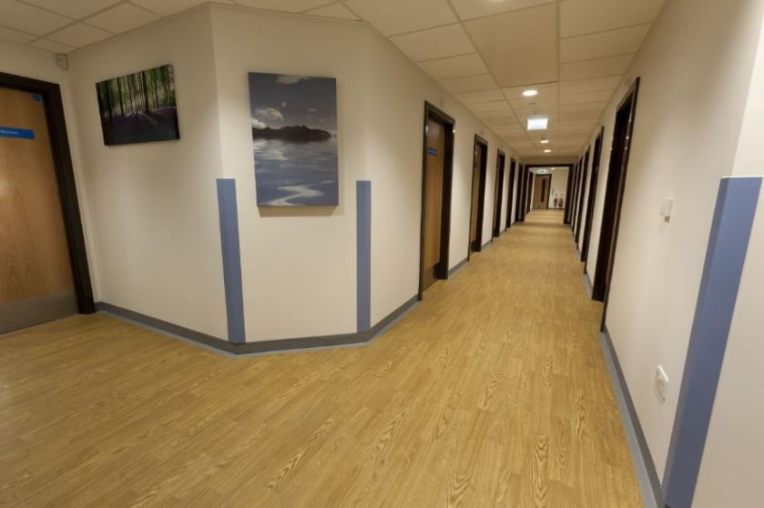 Altro sets clinical standard for new medical centre 1
