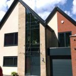 Customers turn to Alufold Direct for aluminium triangular and gable windows