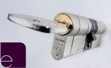 Everglade offers the Ultion lock as standard on composite doors