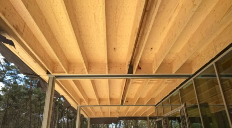 Prefabrication pays off at the construction site