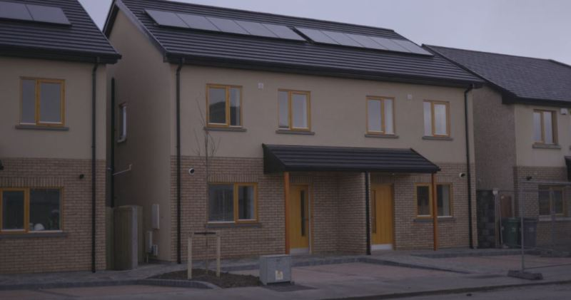 ROCKWOOL helps deliver energy efficient homes at Silken Park