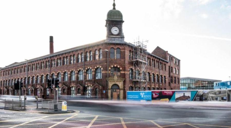 The Printworks refurbishment