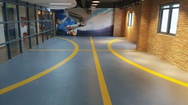 EGIN INDUSTRIES DESIGNS NEW FLOOR TO SCORE SALES AND EMPLOYEE SATISFACTION