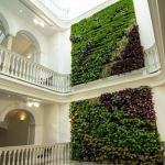 Why Hotels should specify Living Walls to communicate Green Credentials?