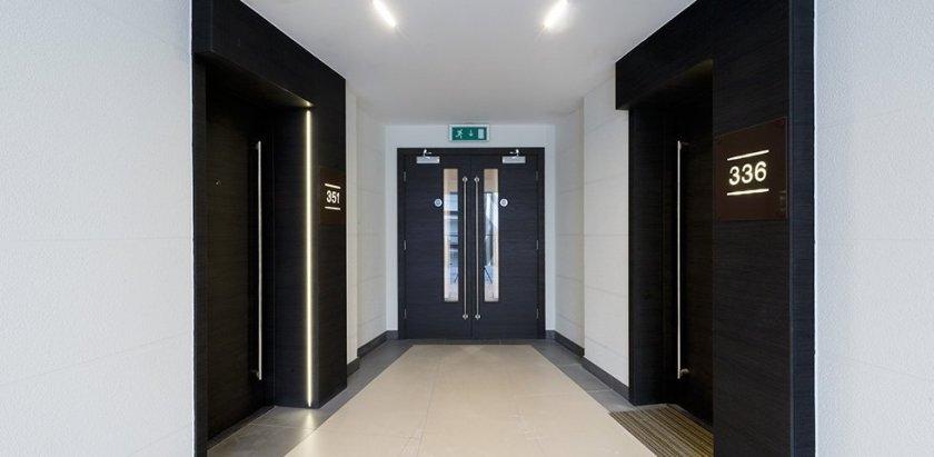 Glazed doors, the clear choice