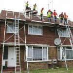 Easi-Dec Roofline – The alternative to scaffolding