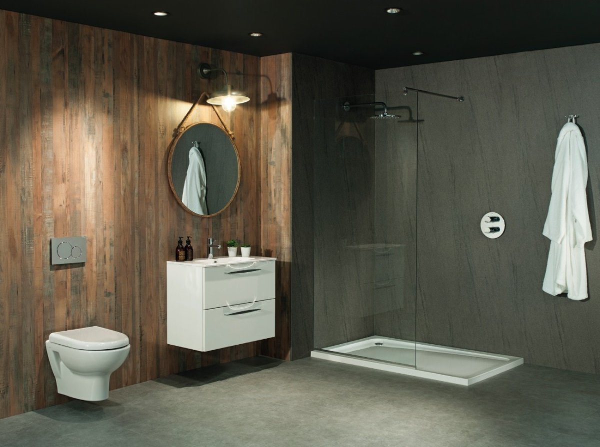 Cheap Bathroom Wall Panels