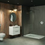 Bushboard Set to Change Perception of Bathroom Wall Panelling