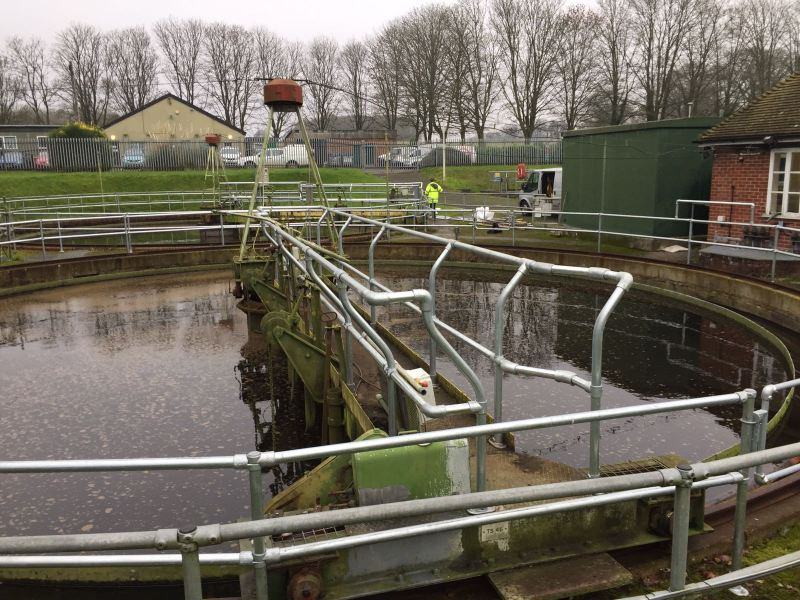 Kee Systems improves safety at Veolia Water