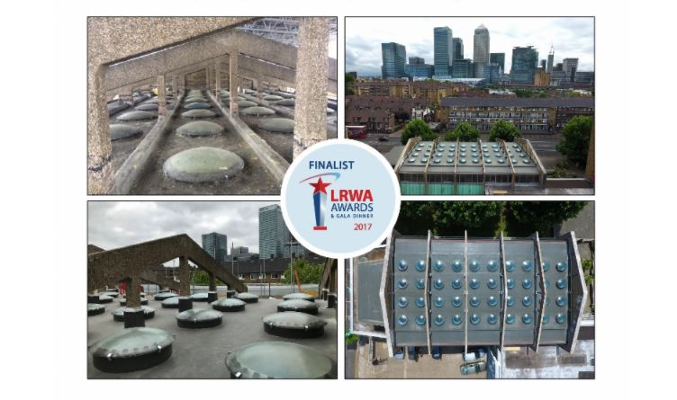 Kemper System Shortlisted For Two LRWA Liquid Roofing Awards 1