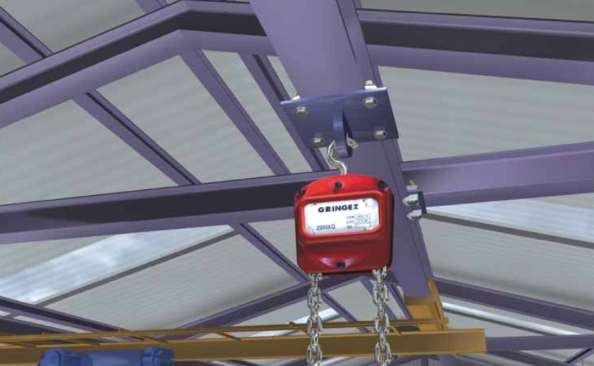 Kee Systems introduces safe steelwork connections