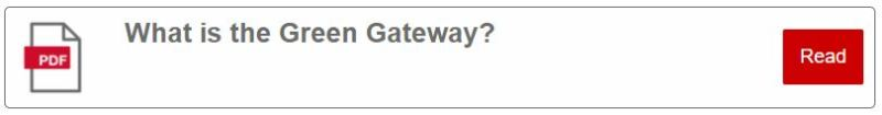 What is the Green Gateway?
