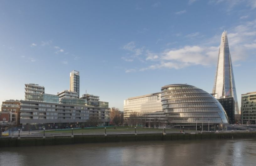 Aluminium systems from Reynaers frame iconic views at One Tower Bridge