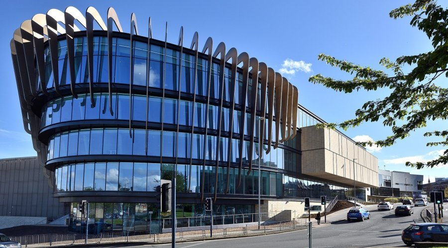 The University of Huddersfield – Inspiring Tomorrow's Professionals