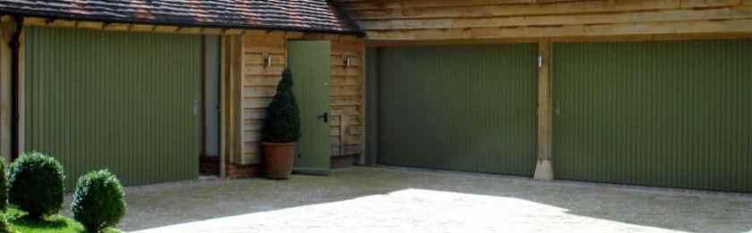 A New Garage Door - Refurbishment Made Easy 1