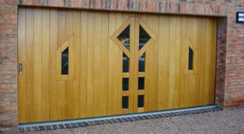 A New Garage Door - Refurbishment Made Easy 3