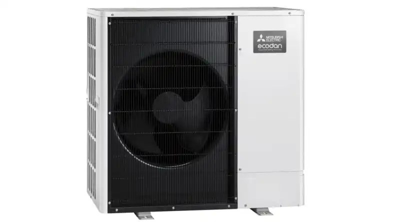 Ultra Quiet Ecodan air source heat pumps